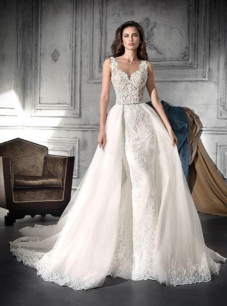 Demetrios Wedding Dresses Bridal Shop Macy S Detachable