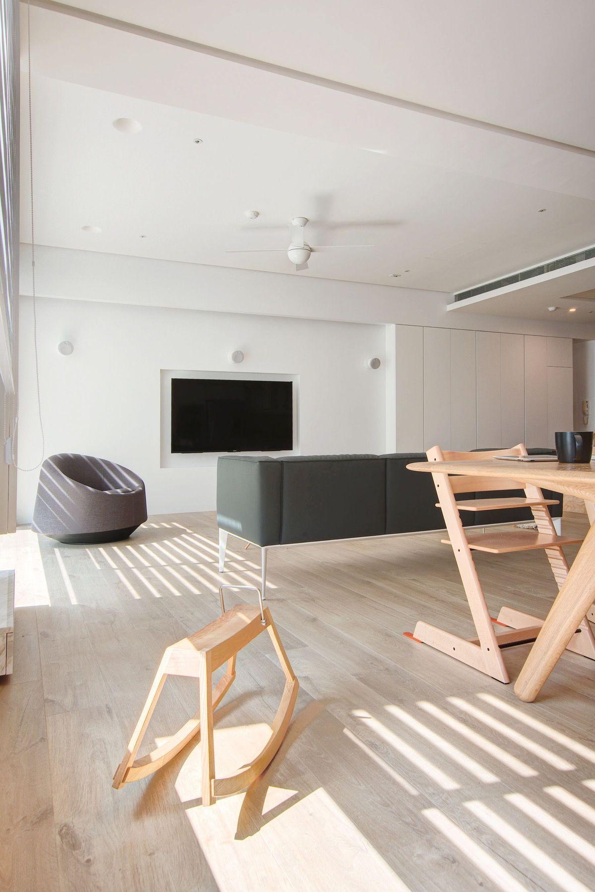 A Minimalist Family Home Design That Doesn\'t Sacrifice Fun | Home ...