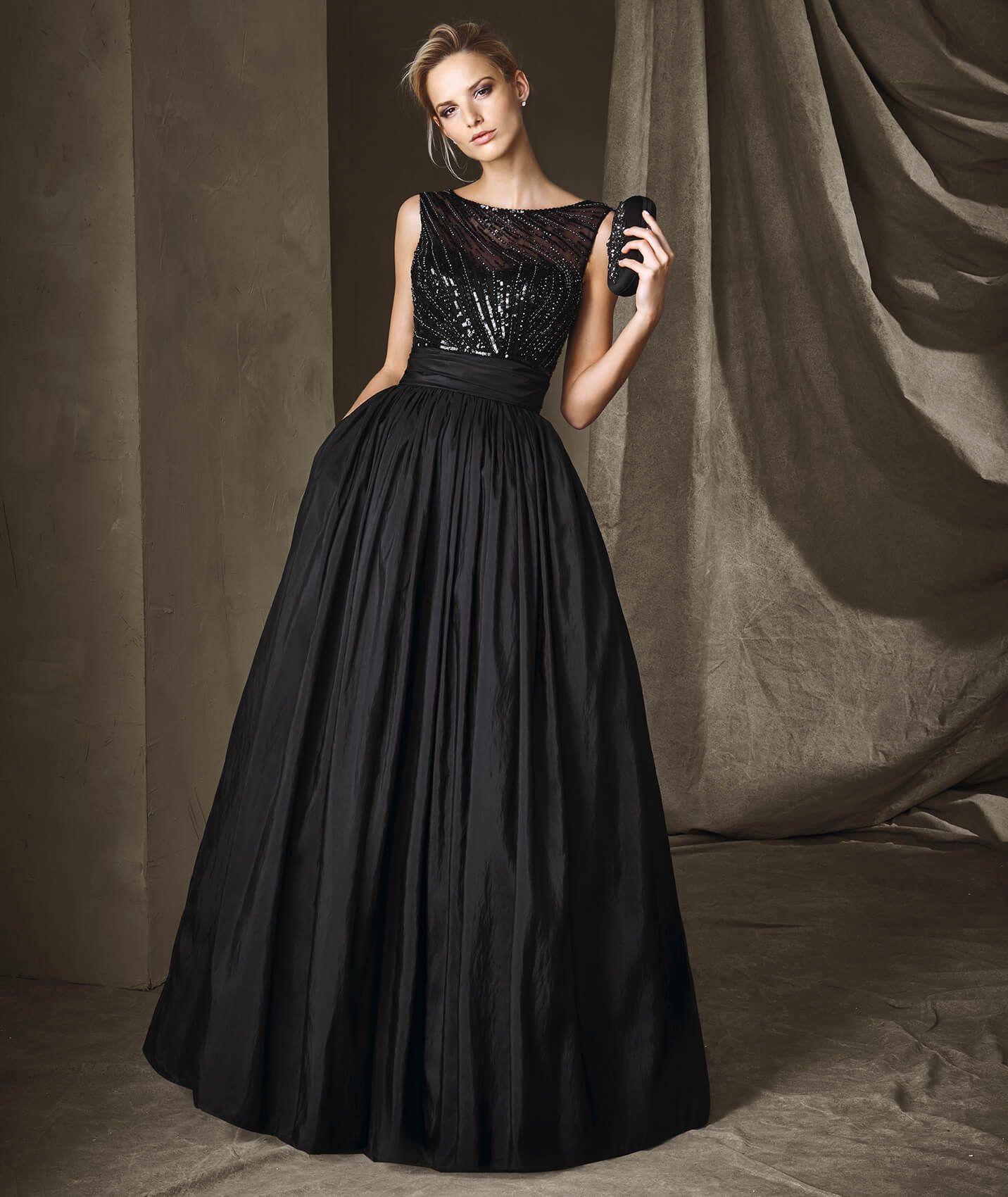 CONCESA - Vestido largo de estilo princesa | Princesas, Estilo y ...
