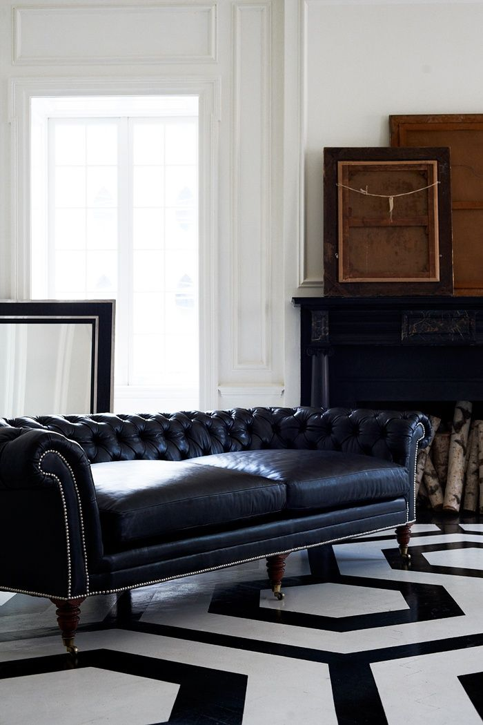 Opulent Masculine Chesterfield Sofa   Google Search