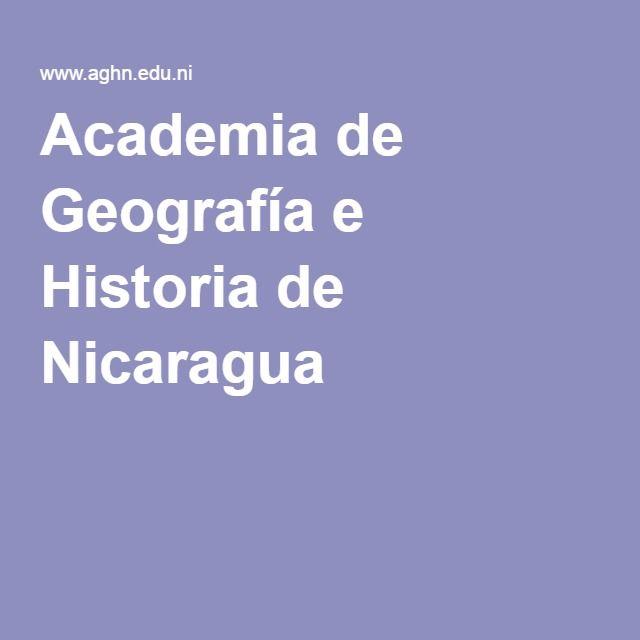 Academia de Geografía e Historia de Nicaragua