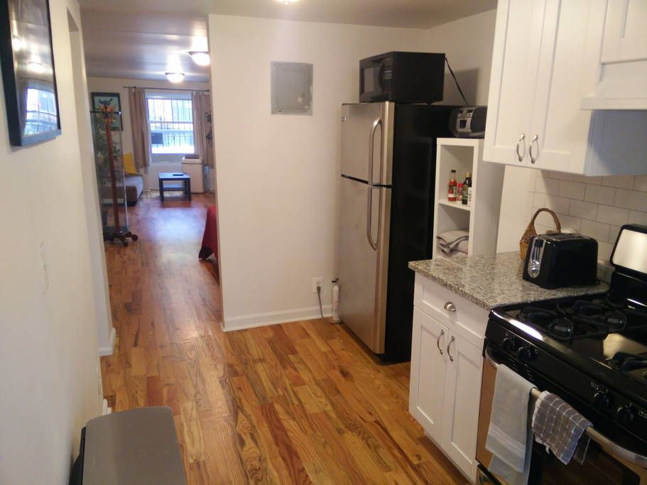 Perfect Private Garden Apartment 2 Blox To Subway Apartments For Rent In Brooklyn Apartments For Rent Apartment Garden Private Garden