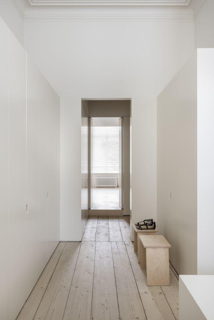 Hans verstuyft architects interior design pinterest for Suelos madera interior