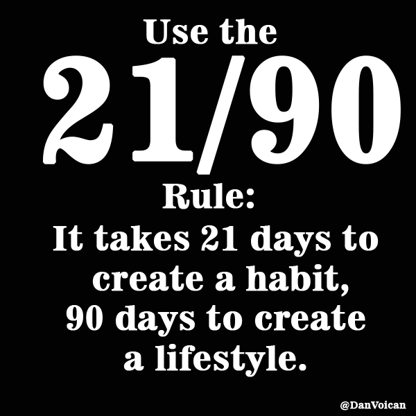 Image result for HABITS TAKES 21 DAYS""