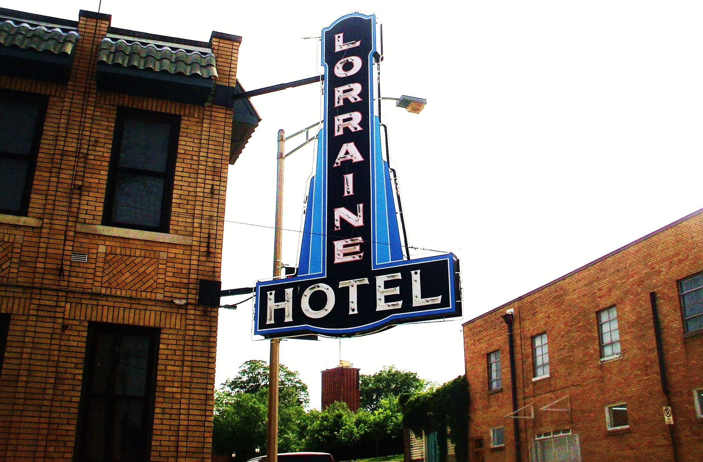 Lorraine Hotel Memphis Tn April 4 1968 The Death Of Dr Martin