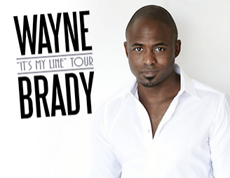Wayne Brady - The Chicago Theatre - February 28 #waynebrady #chicago