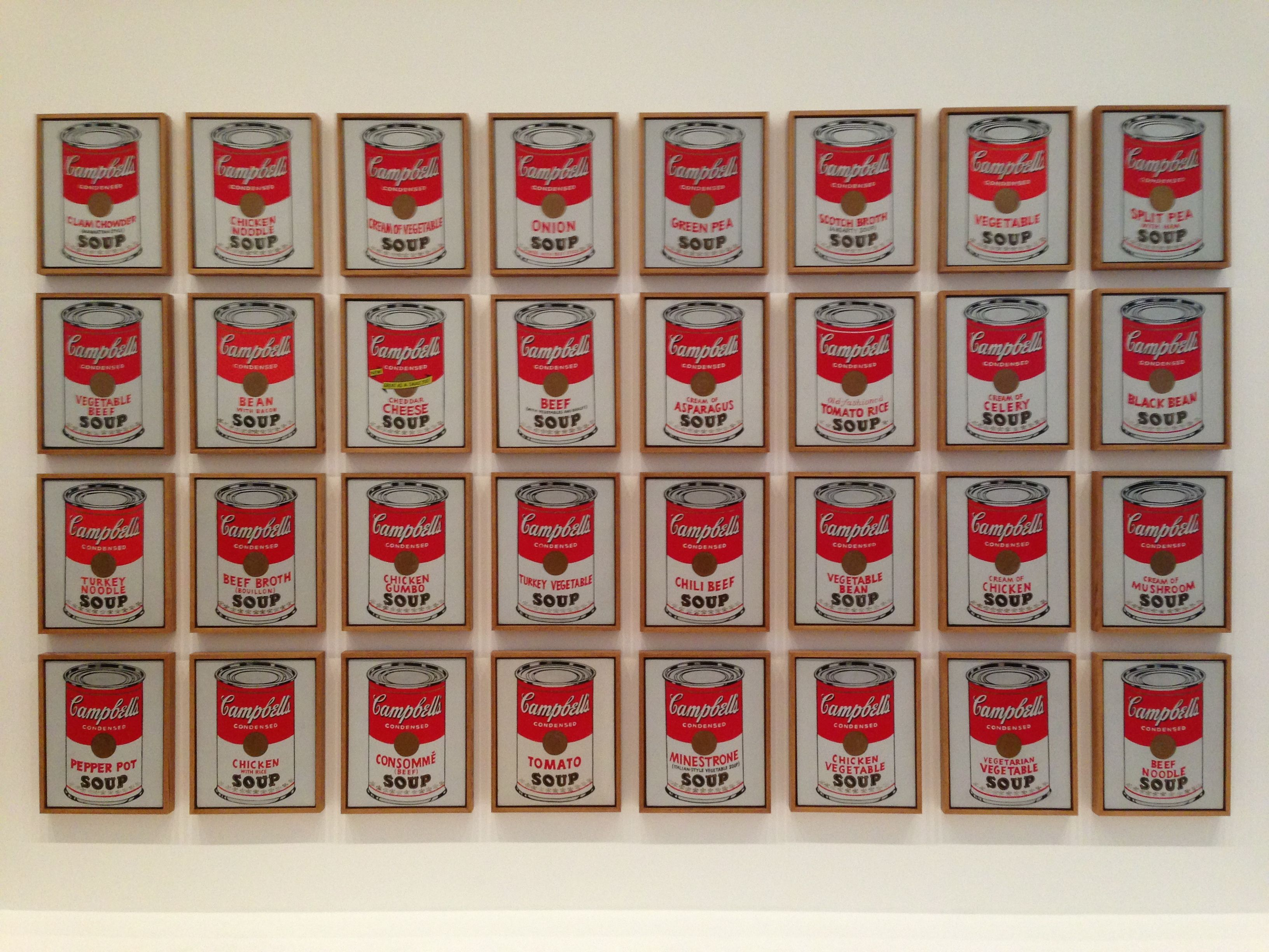 Pin By Alan Colvin On 2d Campbell S Soup Cans Andy Warhol Campbell Soup