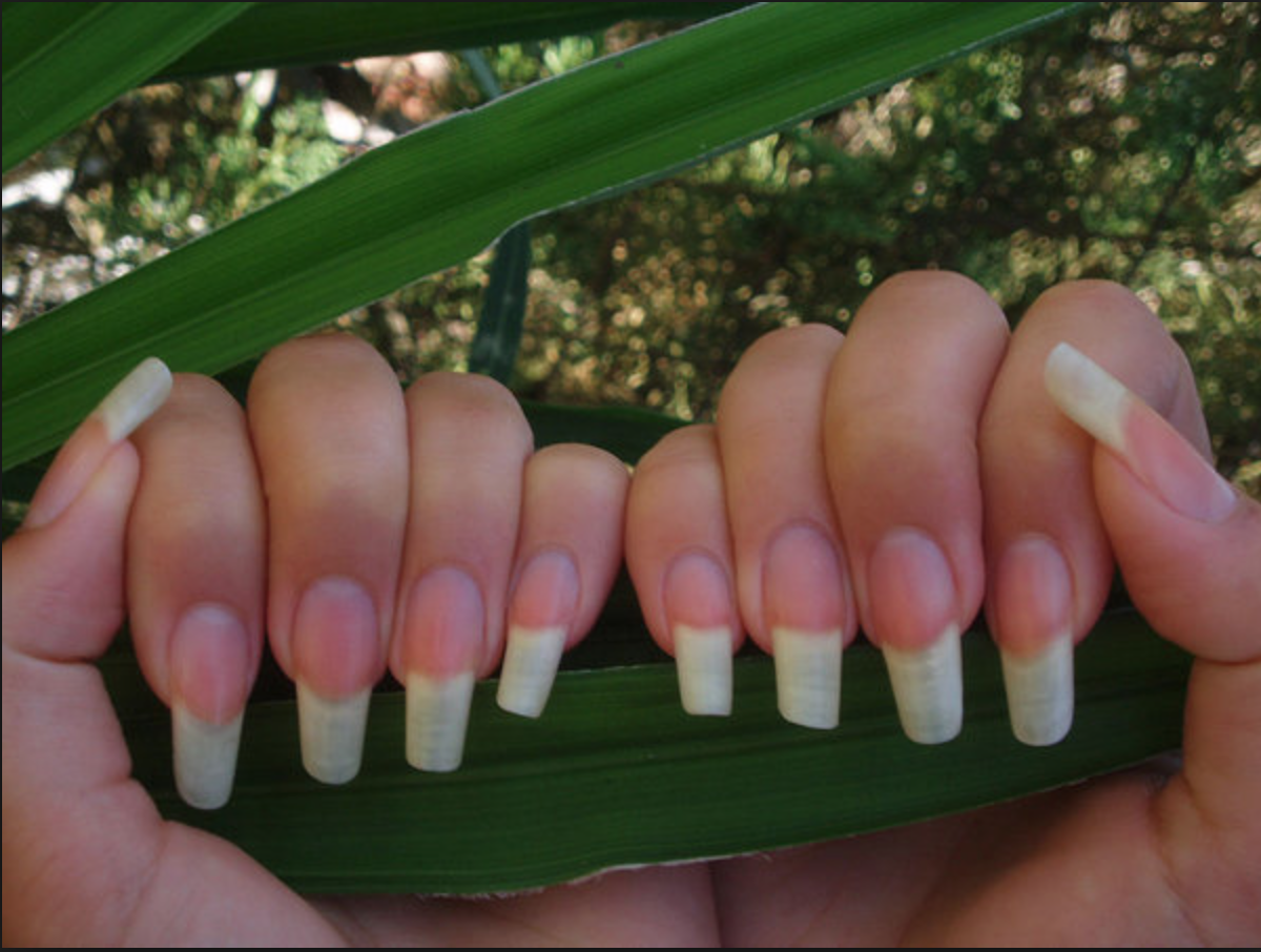Pin by Jennipher Dallas on Nails I wish I had | Pinterest | Natural ...