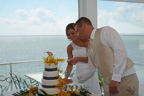 Wedding Reception At Fagers Island In Ocean City MD