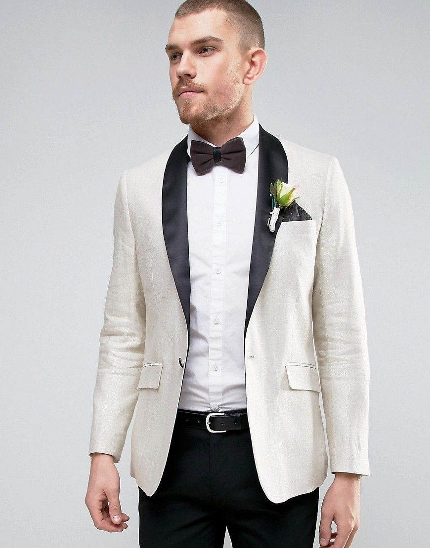 2018 Online Wedding Slim Fit Suit Jacket - Grey Gianni Feraud Cheapest Price Cheap Online Sexy Sport Clearance Huge Surprise Footlocker Finishline wFiHM