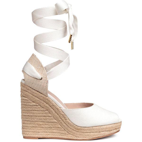 Wedge-heel Espadrilles $49.99 ($50