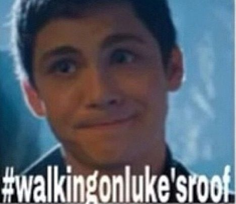 #walkingonlukesroof