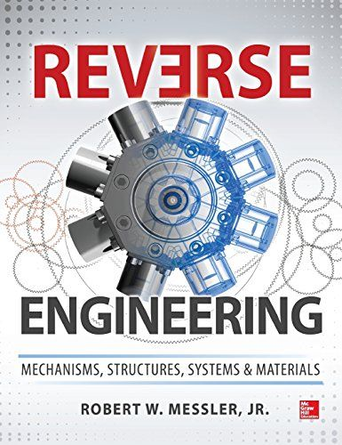 Reverse Engineering Mechanisms Structures Systems Mechanical