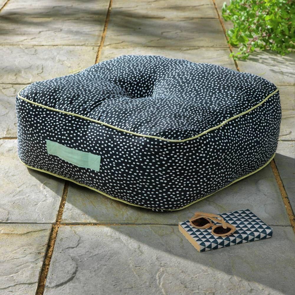 Buy Argos Home Skandi Floor Cushion Outdoor cushions
