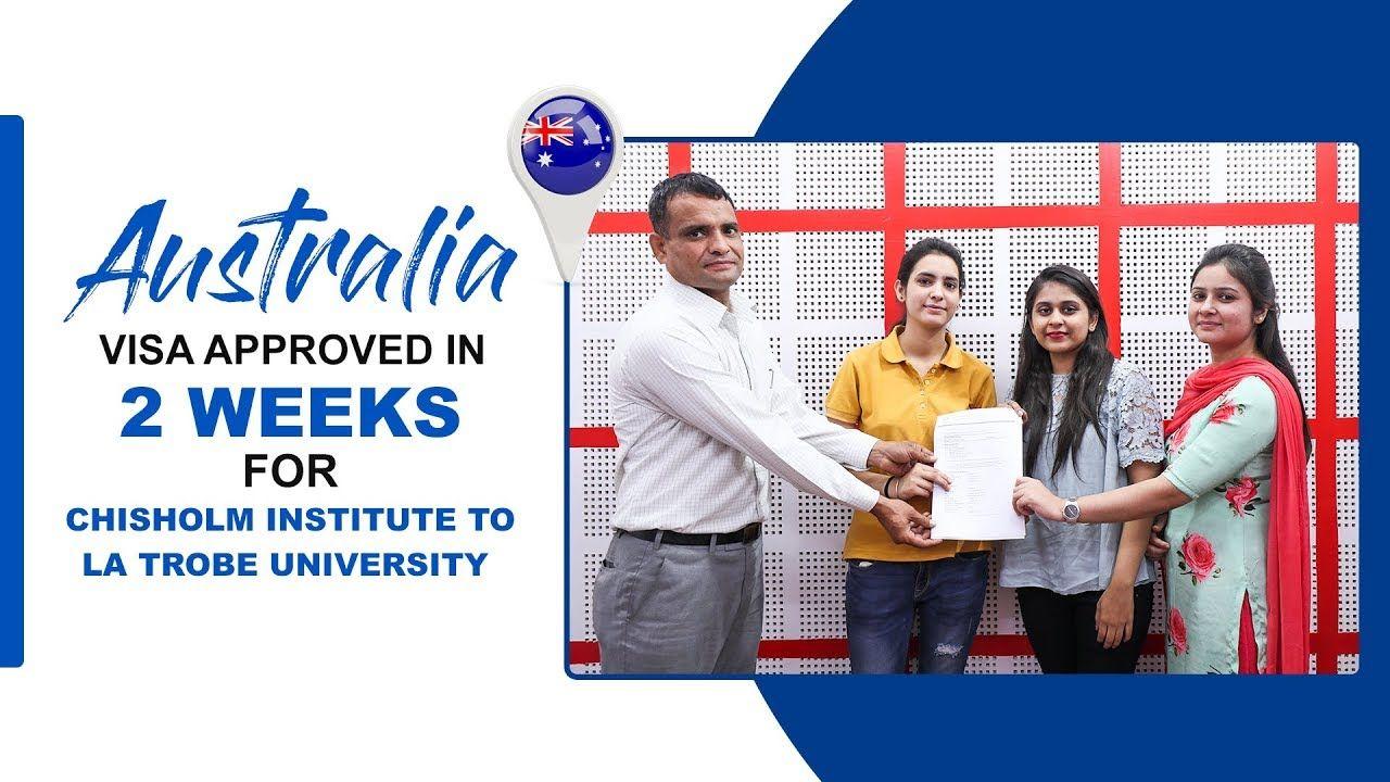 Australia Student Visa Approved In 2 Weeks Student La Trobe