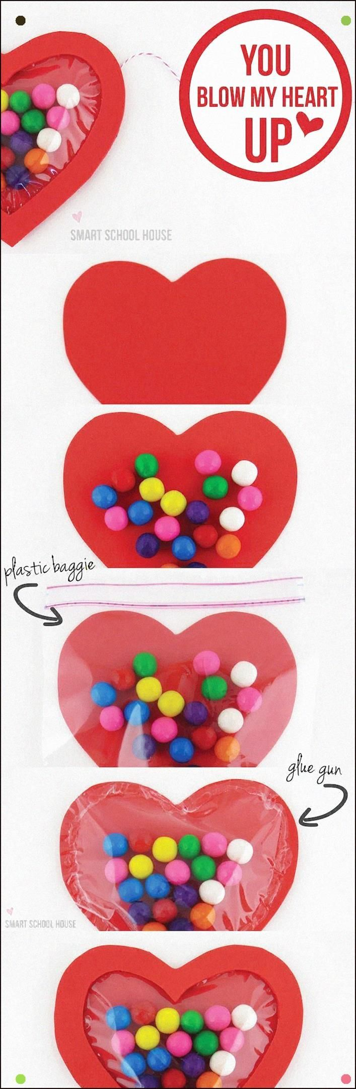 Valentine Crafts For Kids School Party | Valentine Crafts For Kids
