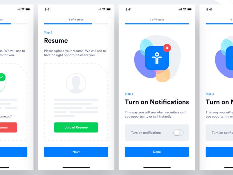 te - candidate app