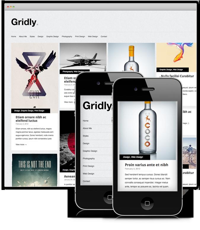 10 Modern, Mobile Friendly, Responsive (Free!) Themes for Wordpress ...