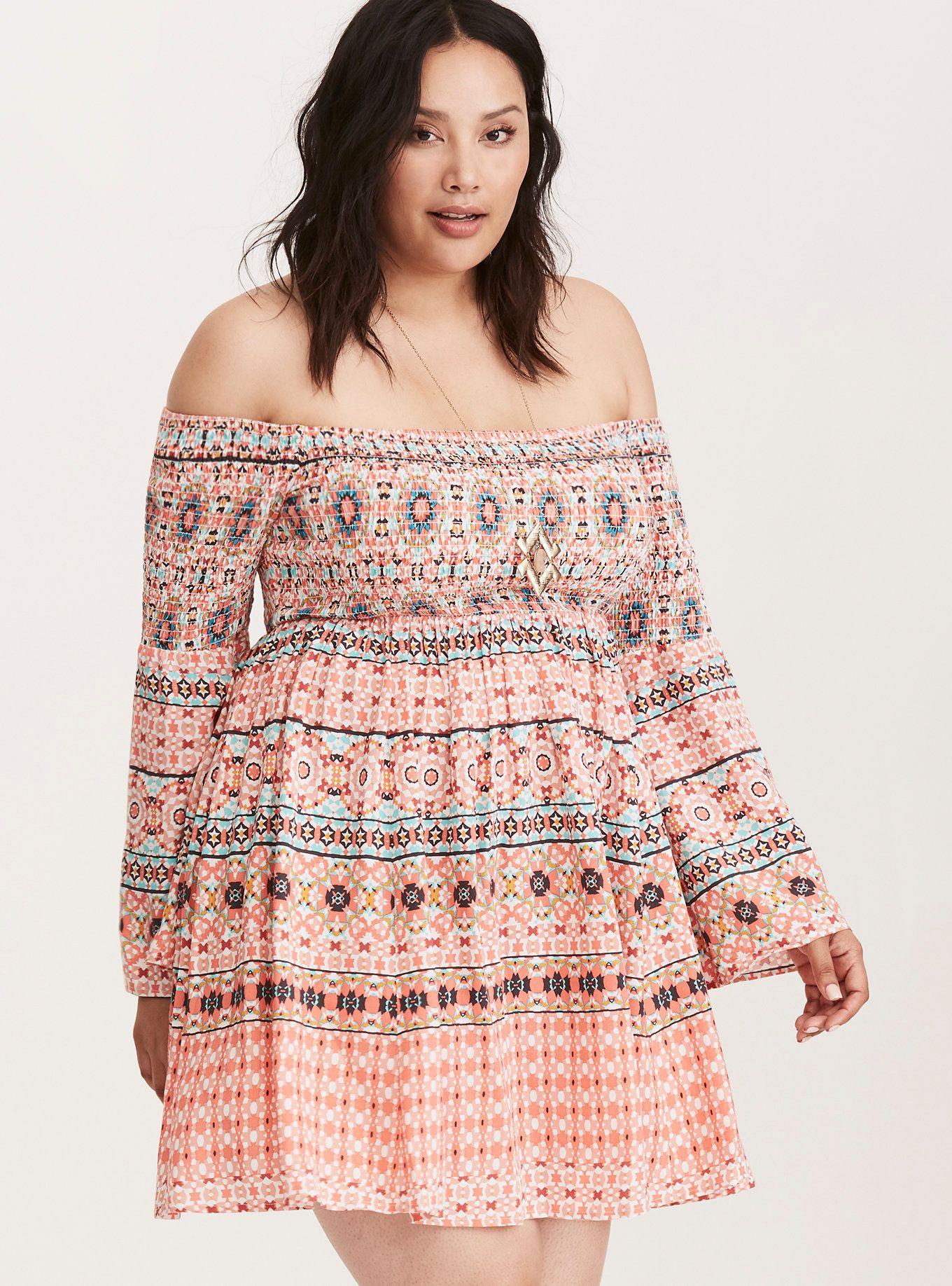 Plus Size Boho Dress - The latest in Bohemian Fashion! These ...