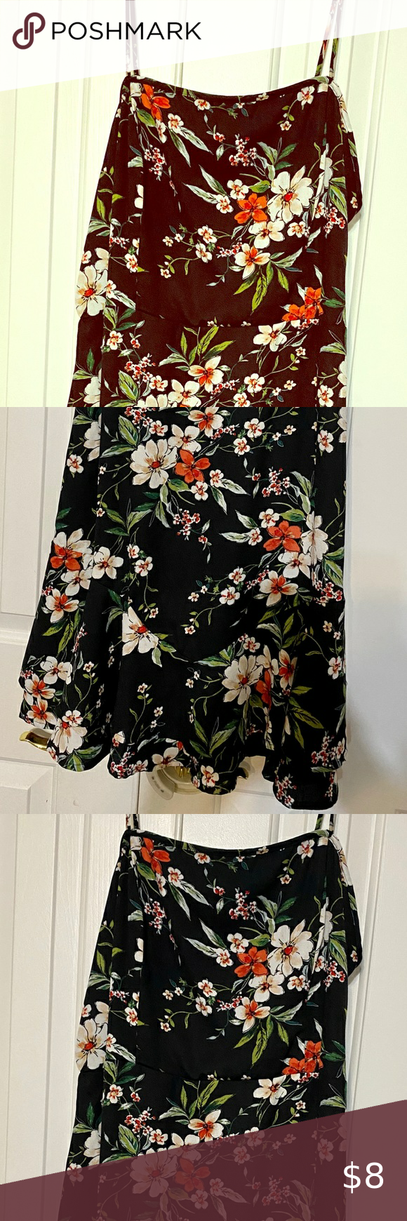 Floral Dress New With Tags From Target Black Floral Dress Brand New With Tags Xhilaration Dresses Floral Dress Black Colorful Dresses Dress Brands [ 1740 x 580 Pixel ]