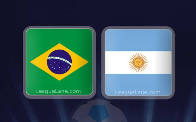 Brazil Vs Argentina South American World Cup Qualifiers Match Preview Head To Head H2h Statistical Predictions And B Brazil Vs Argentina Brazil Argentina