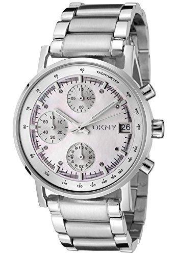 bb7a179fa336 DKNY NY4331 - Reloj analógico de cuarzo para mujer con correa de acero  inoxidable