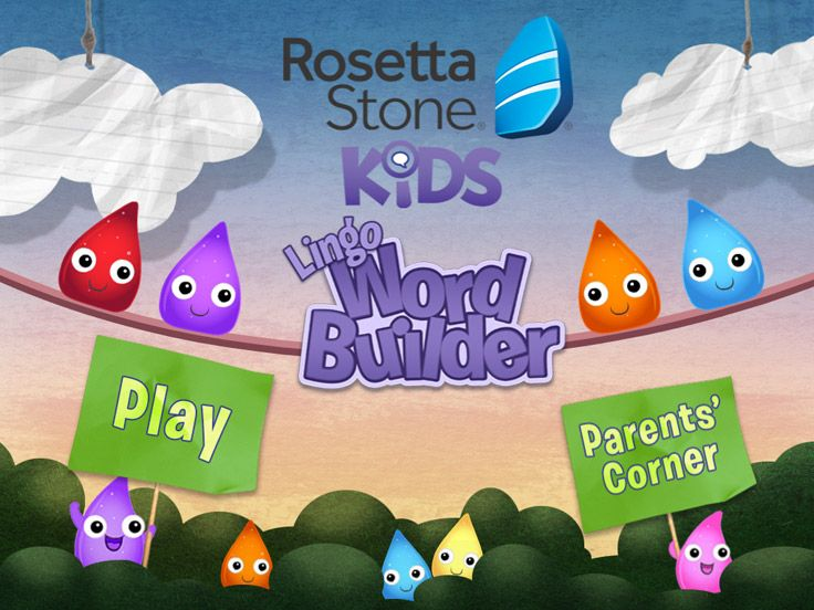 NEW Kids app is now available in the App Store! Rosetta