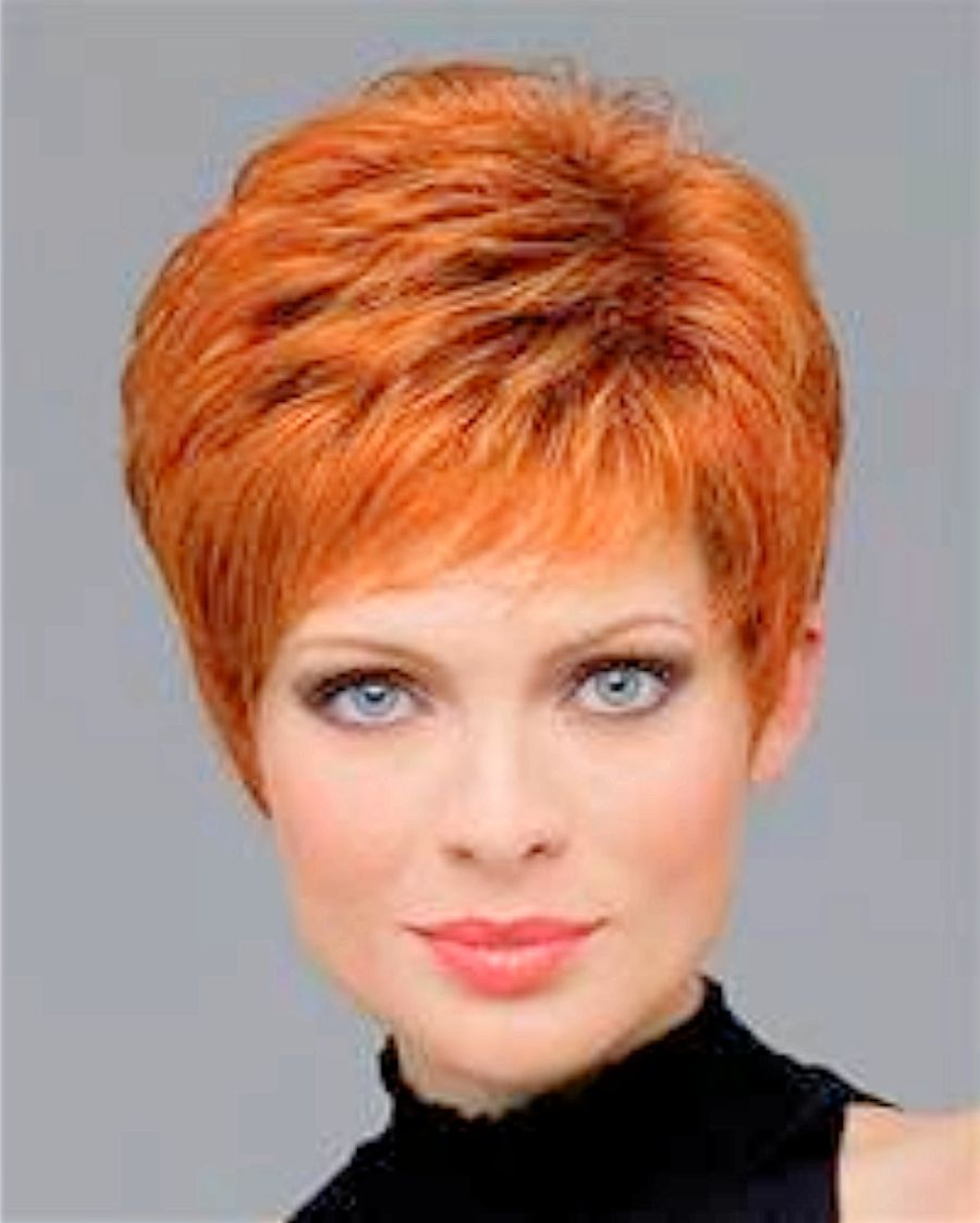 Short Hairstyles For Women Over 60 trendy styles