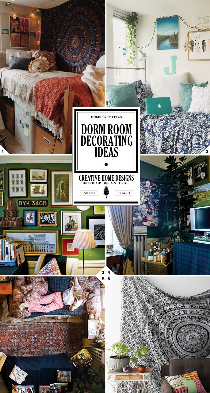 Creative Dorm Room Decorating Ideas That Will Make Styling Your Space So  Much Easier Part 46
