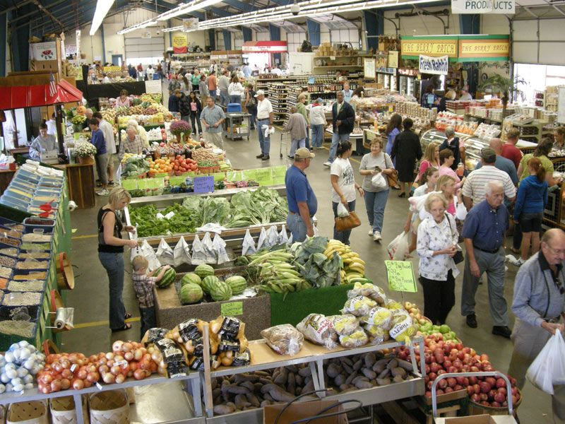 Fresh Market Greensboro North Carolina