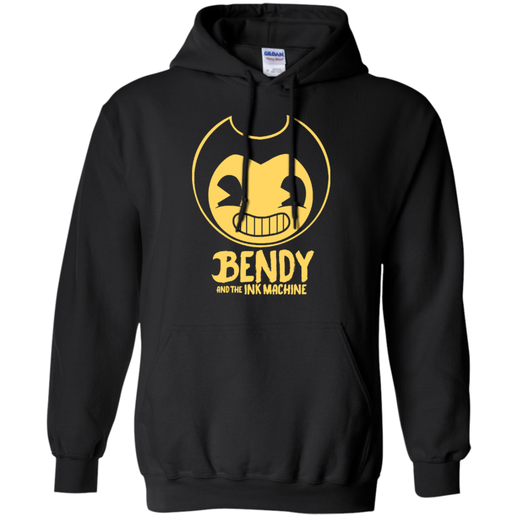 Bendy And The Ink Machine T-shirts Horror Cartoon Gaming ... - photo#22