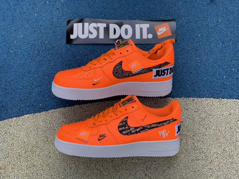 Nike Air Force 1 Low Just Do It 905345 800 Air Force Nike Air