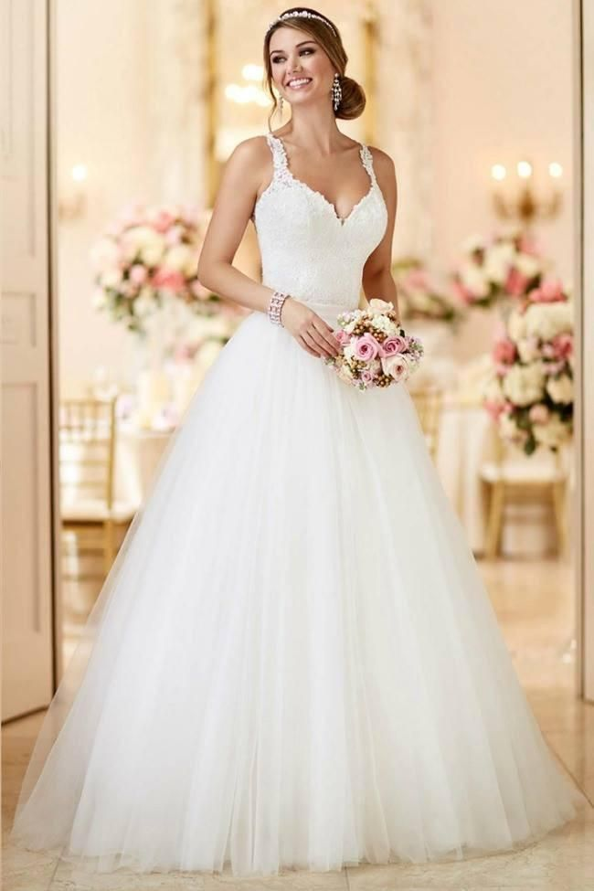 1880e55407d95 Detachable Skirt Wedding Dress| The best of both worlds is exactly what you  get in the gorgeous Adeline Grace Wedding Gown! This dress features a  sweetheart ...