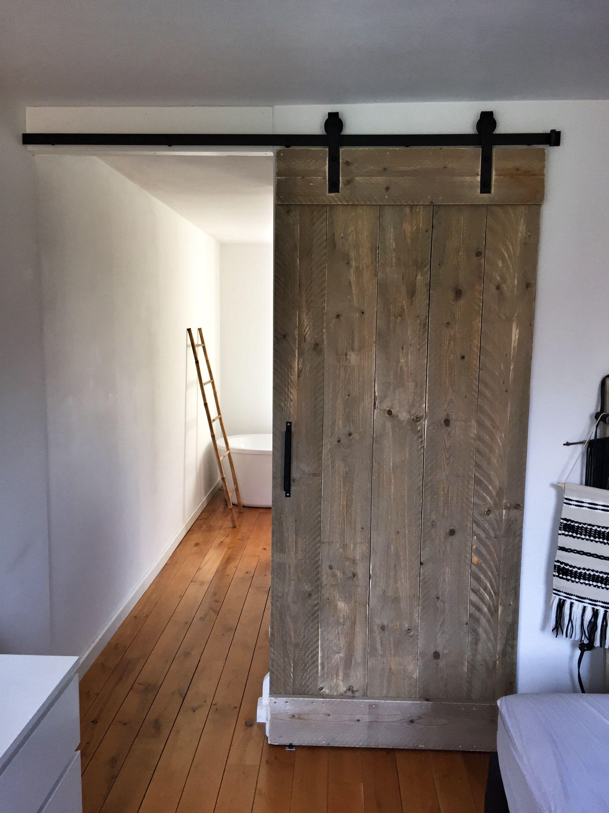 Loft Door Bedroom Zolder Ideeen Huis Badkamer
