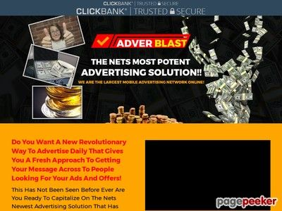 awesome Adver Blast