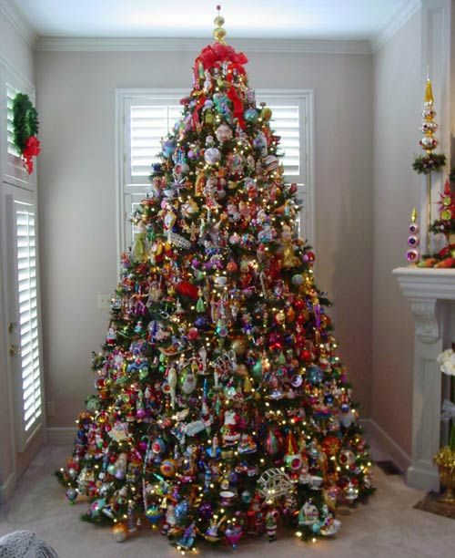 best decorated christmas trees decorated christmas trees - Best Christmas Trees