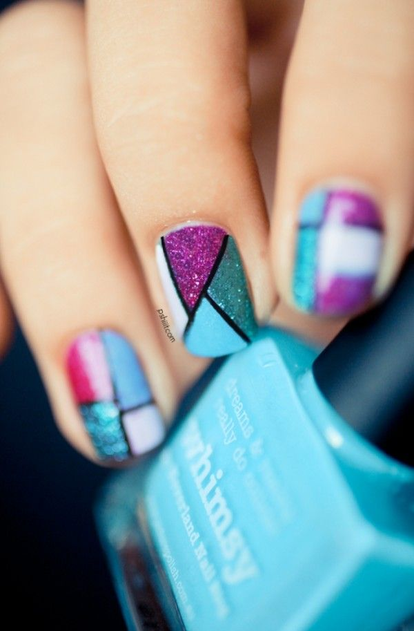 Striping tape nail art designs tribal christmas nails www striping tape nail art designs tribal christmas nails loveitsomuch prinsesfo Images