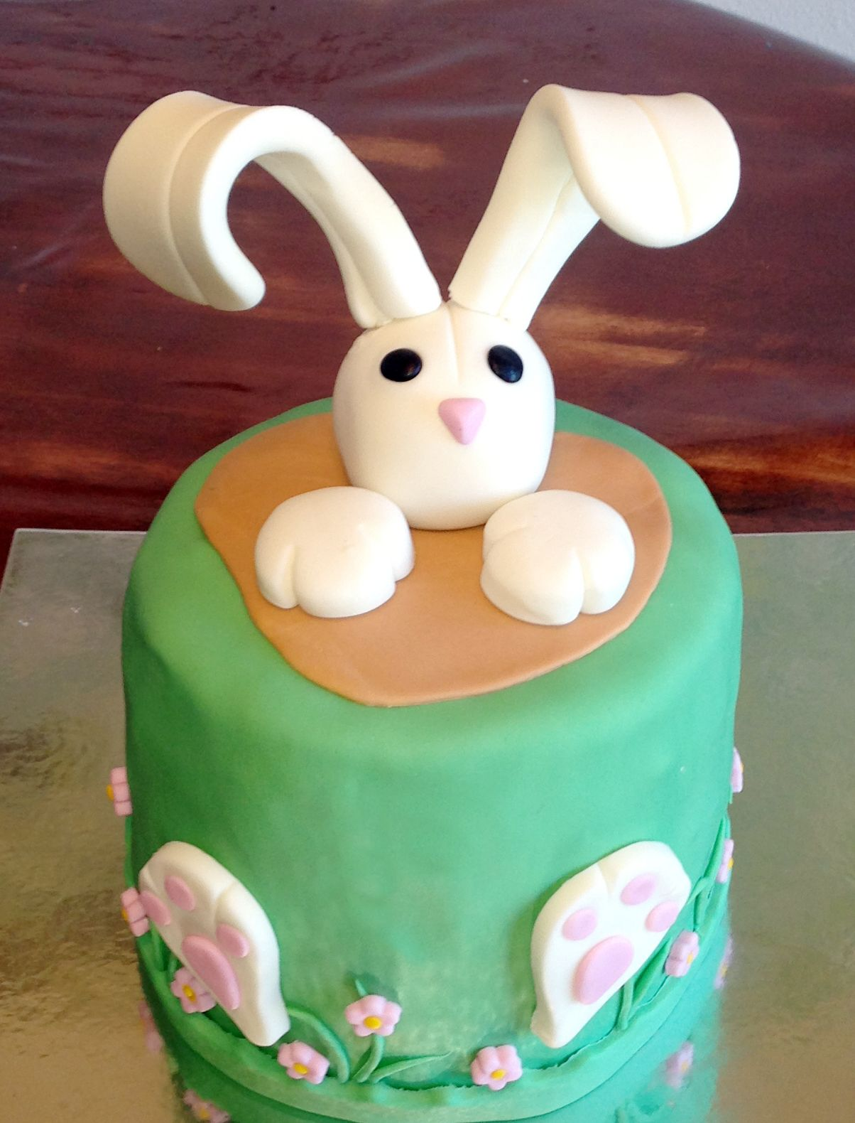 Bunny Birthday Cake Story Cakes Pinterest Bunny Birthday