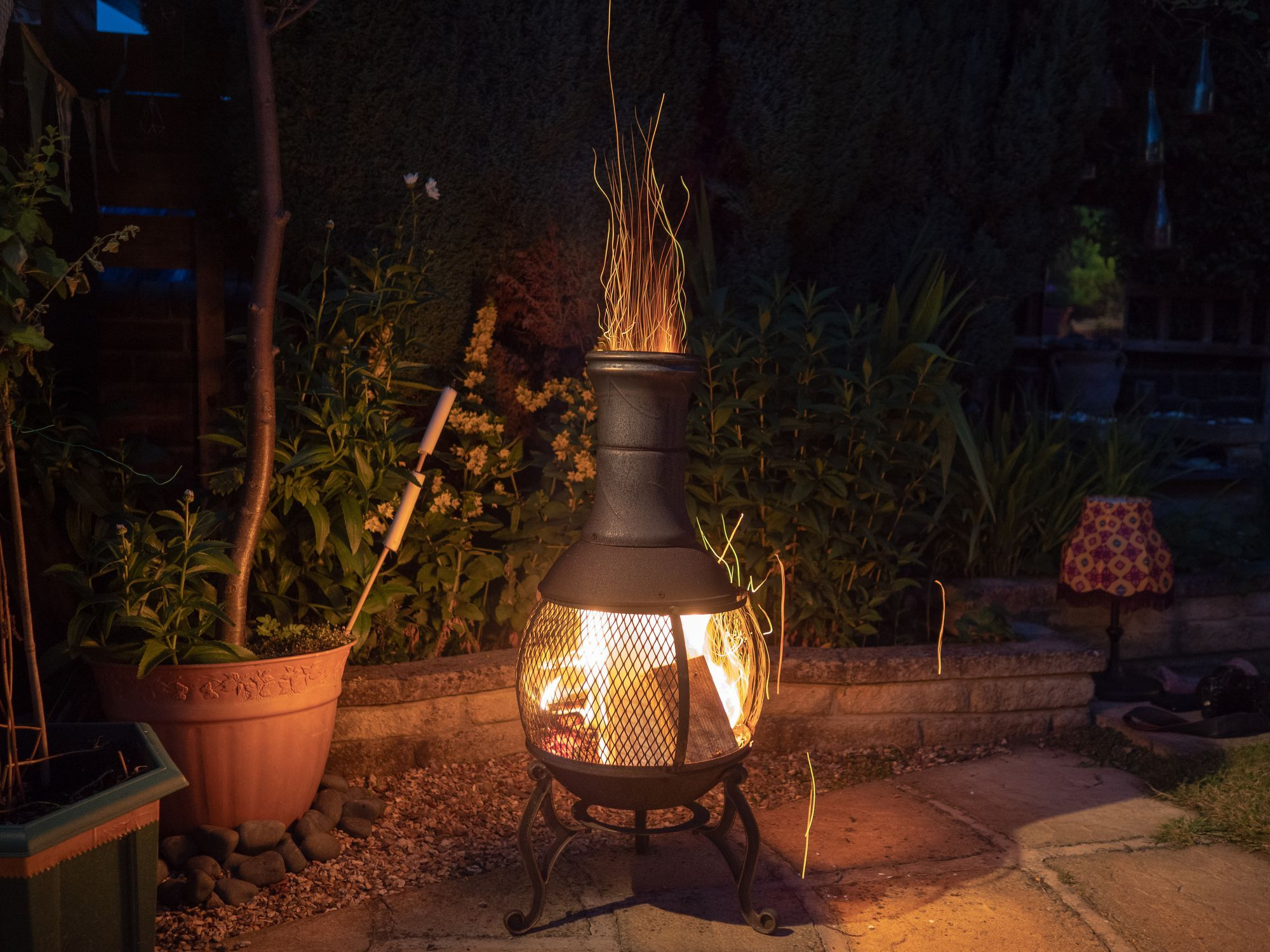 The 7 Best Chimineas Of 2020 In 2020 Chiminea Best Patio Heaters Fire Pit