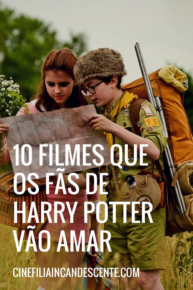 Top10 Dez Filmes Que Os Fas De Harry Potter Vao Amar Filmes Filmes Netflix Dicas De Filmes Netflix