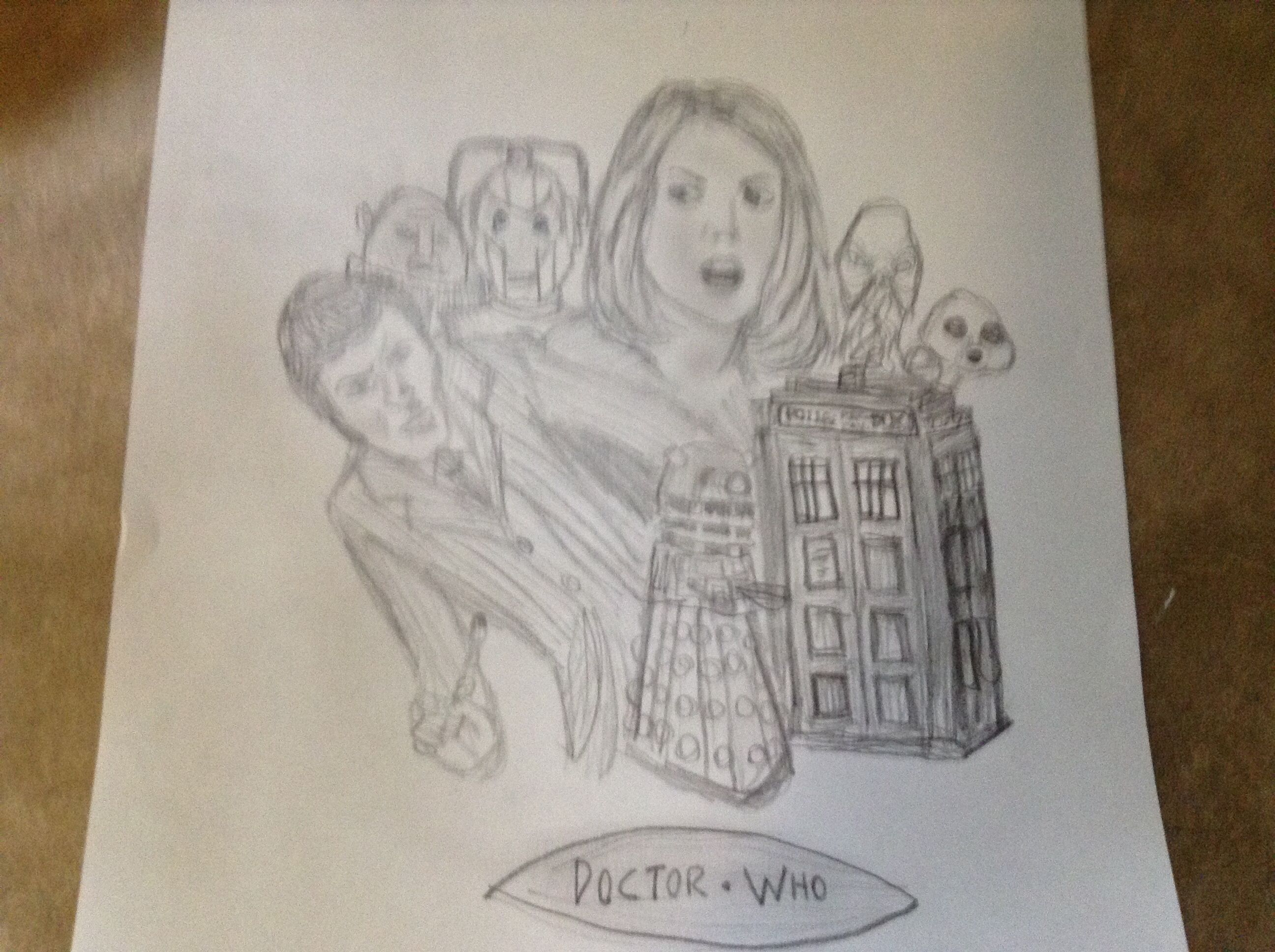 Doctor who done by me!!!