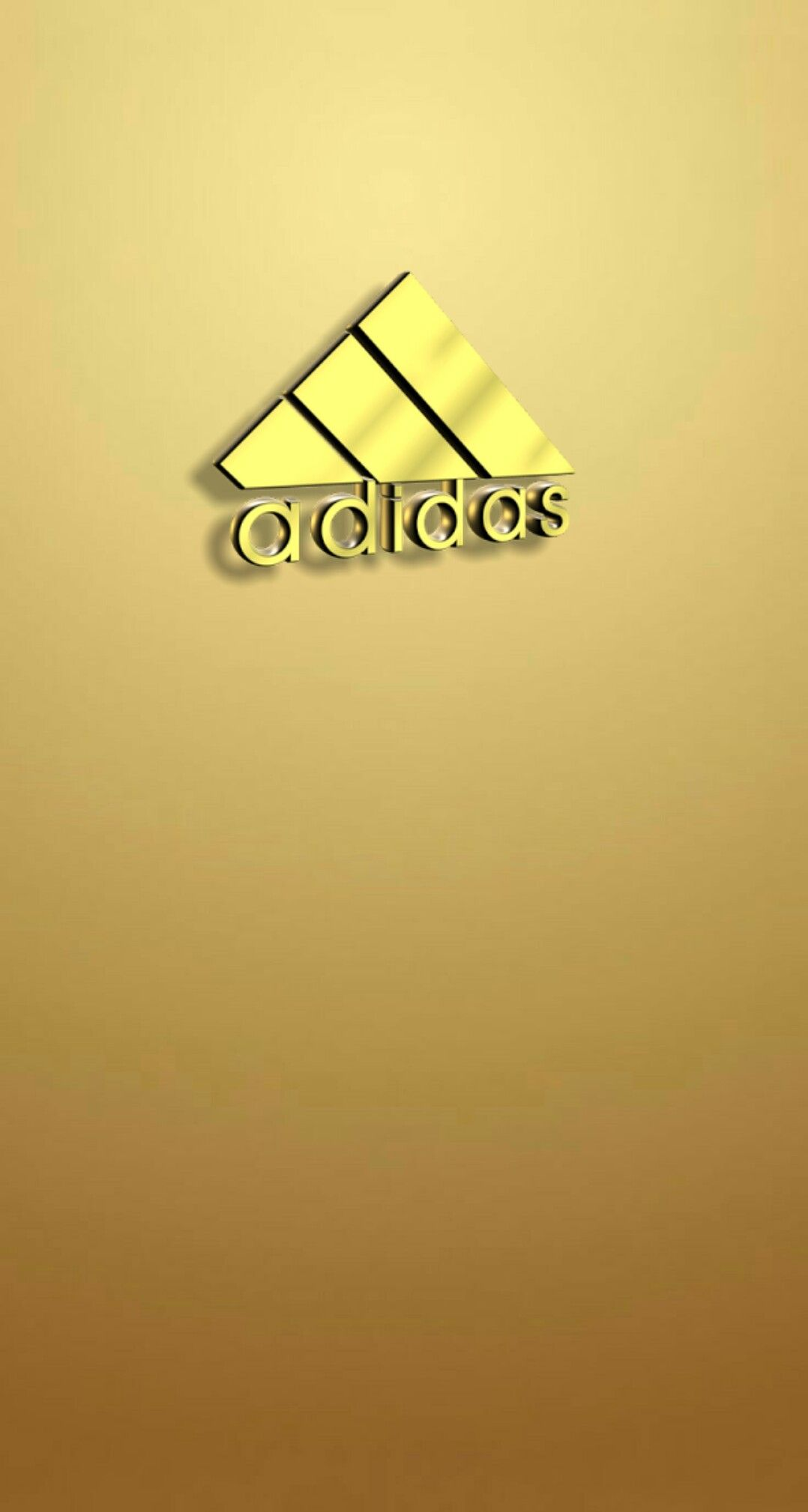 Adidas Gold Wallpaper Android Iphone Adidas Wallpapers
