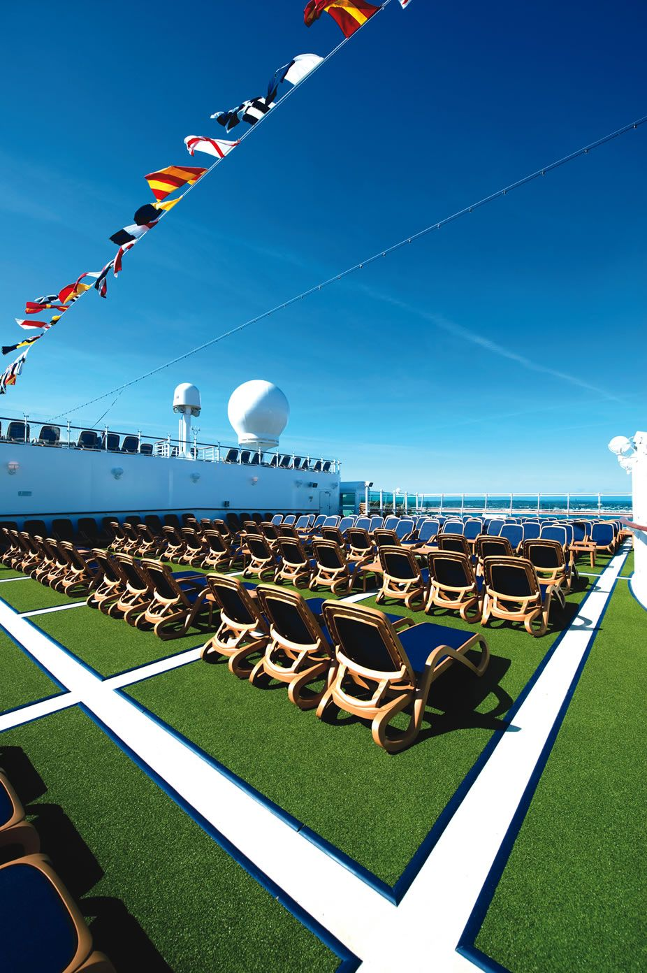Deckchairs on top deck of po cruises azura find out more at deckchairs on top deck of po cruises azura find out more at http baanklon Image collections