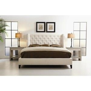 Stacey S Furniture Maxime Bed Bernhardt Furniture Upholstered Beds Furniture