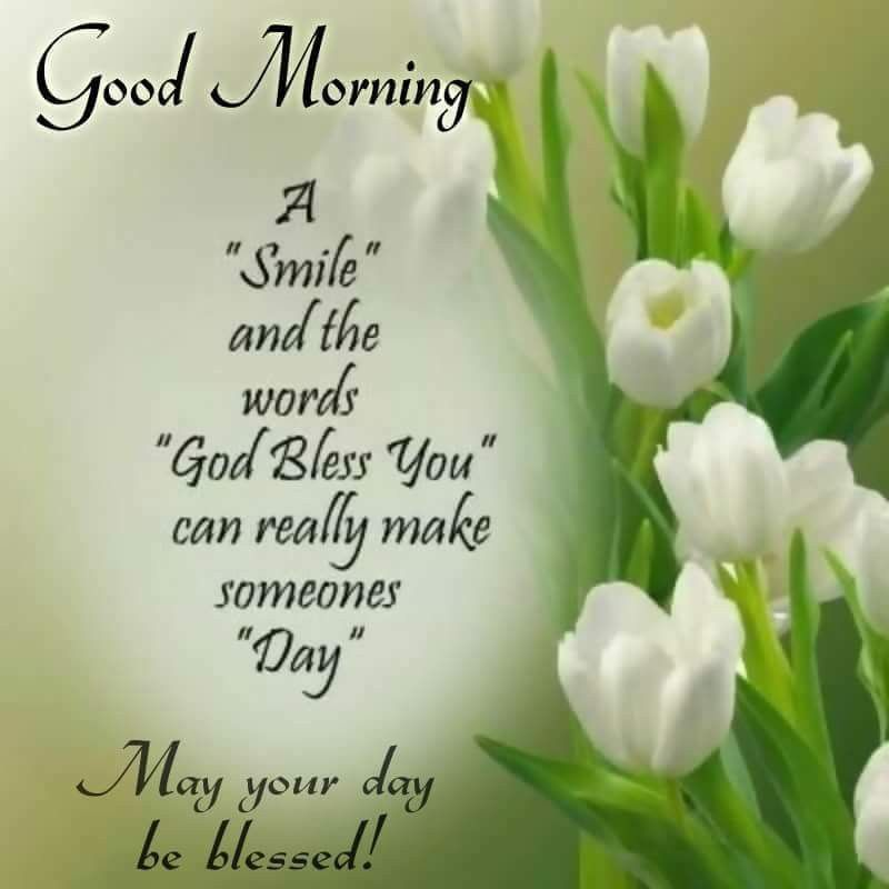 Good Morning Inspirations Blessings With Images Good Morning