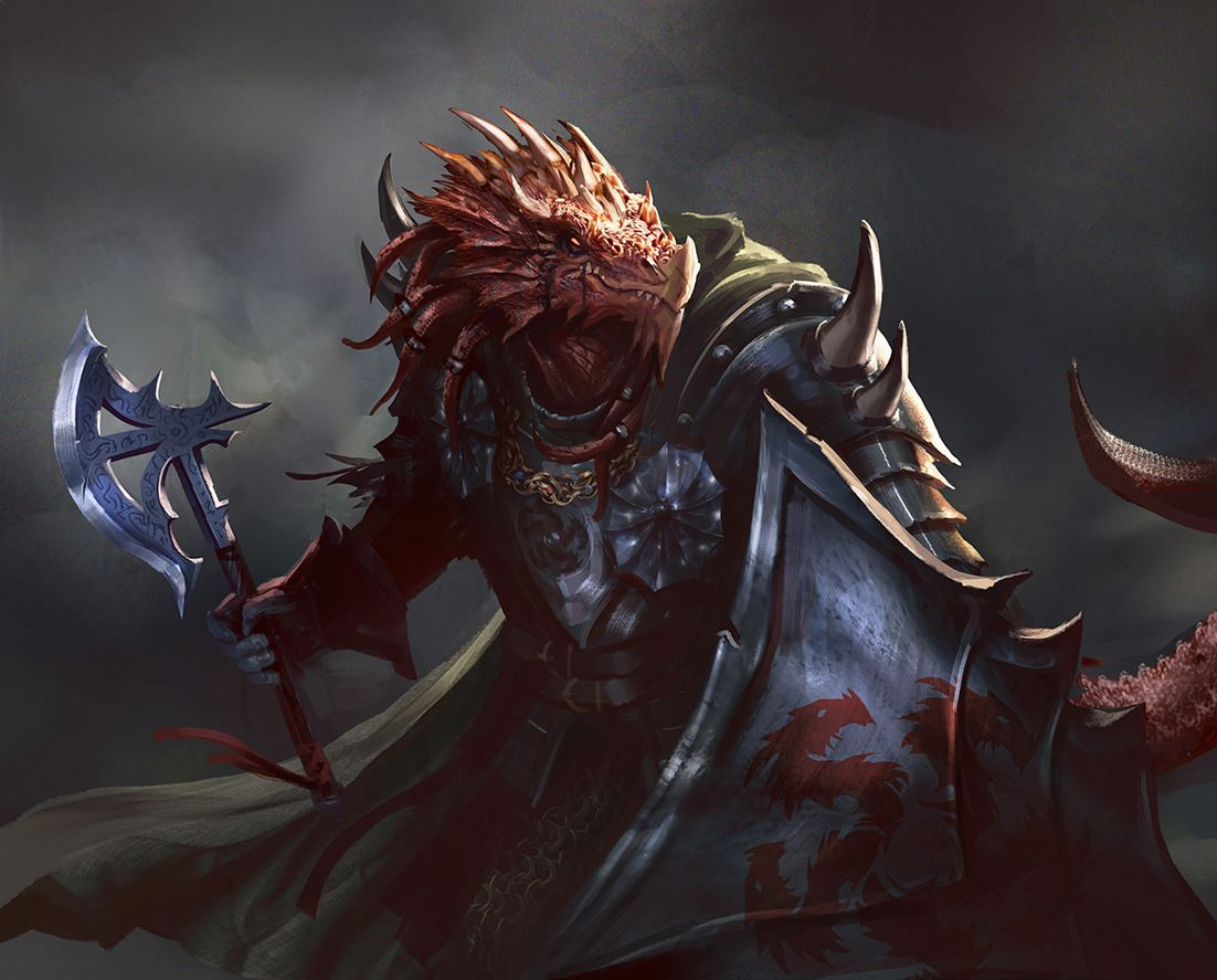 Critical Role Fan Art Gallery: New Horizons | Fantasy character design, Dragon fighter, Dnd ...