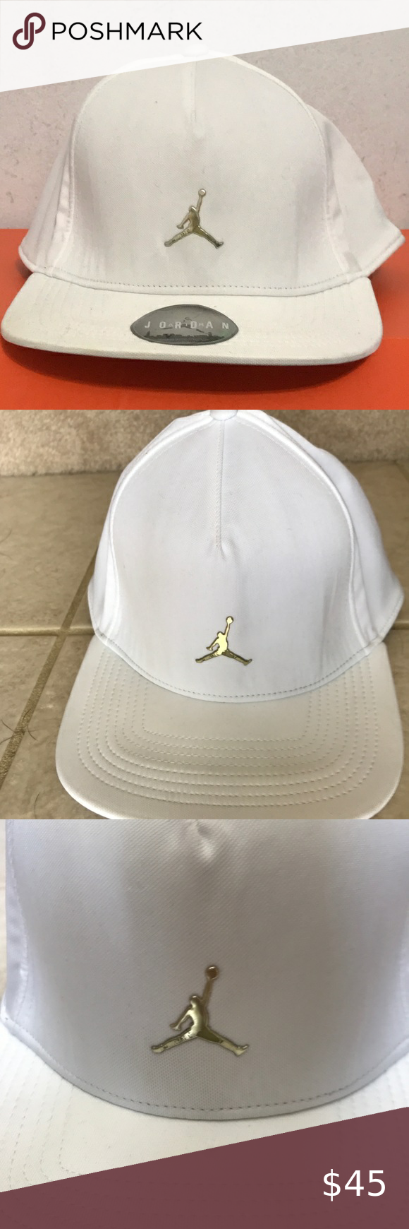 Jordan X Ovo White Hat Used Os I M Reposting This I Found The Sticker That I Took Off To Clean It Not Sure If T Jordans For Men White Hat Accessories