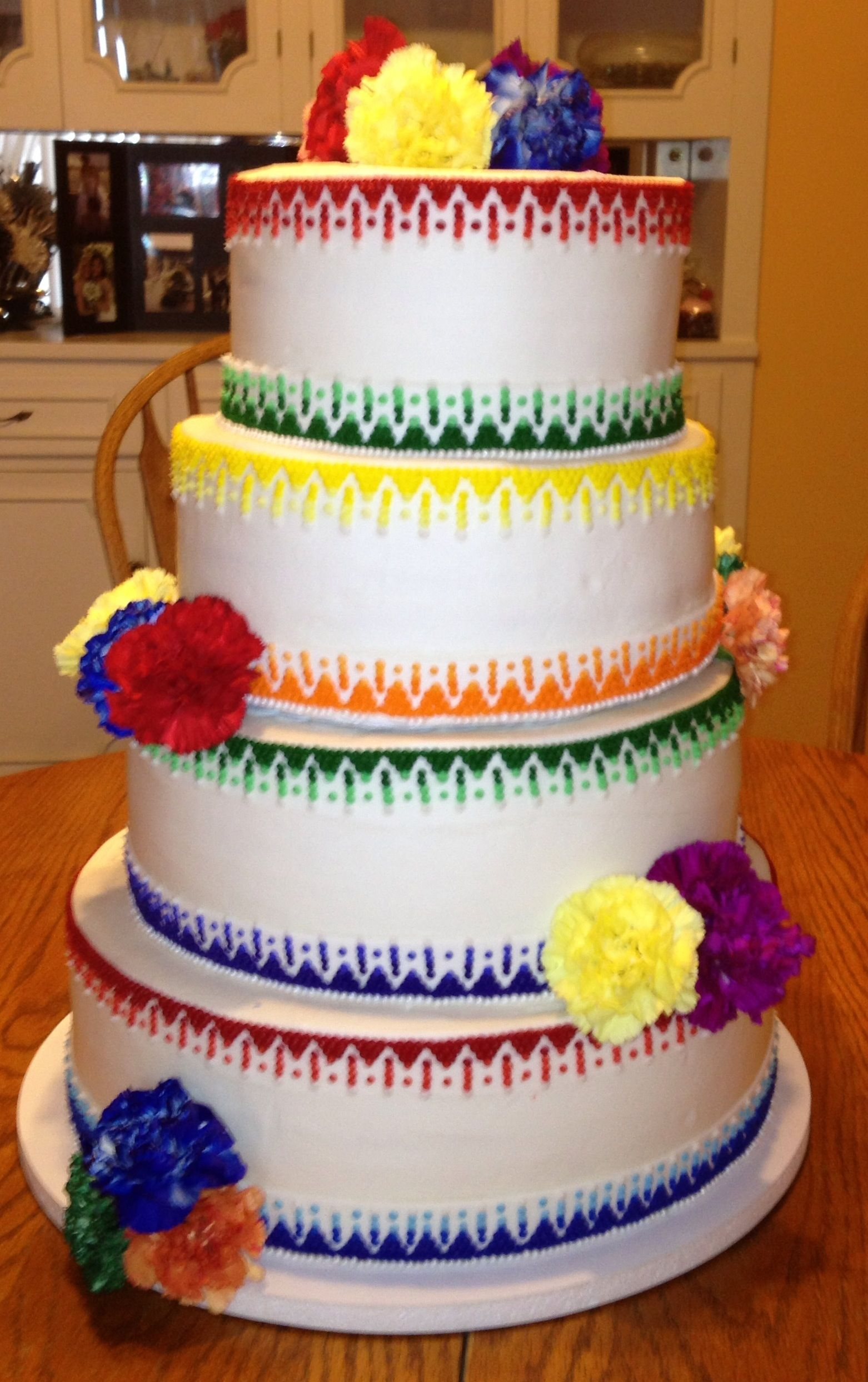 mexican wedding cake mexican wedding cakes 6 jpg 1562 215 2487 cake spiration 17286