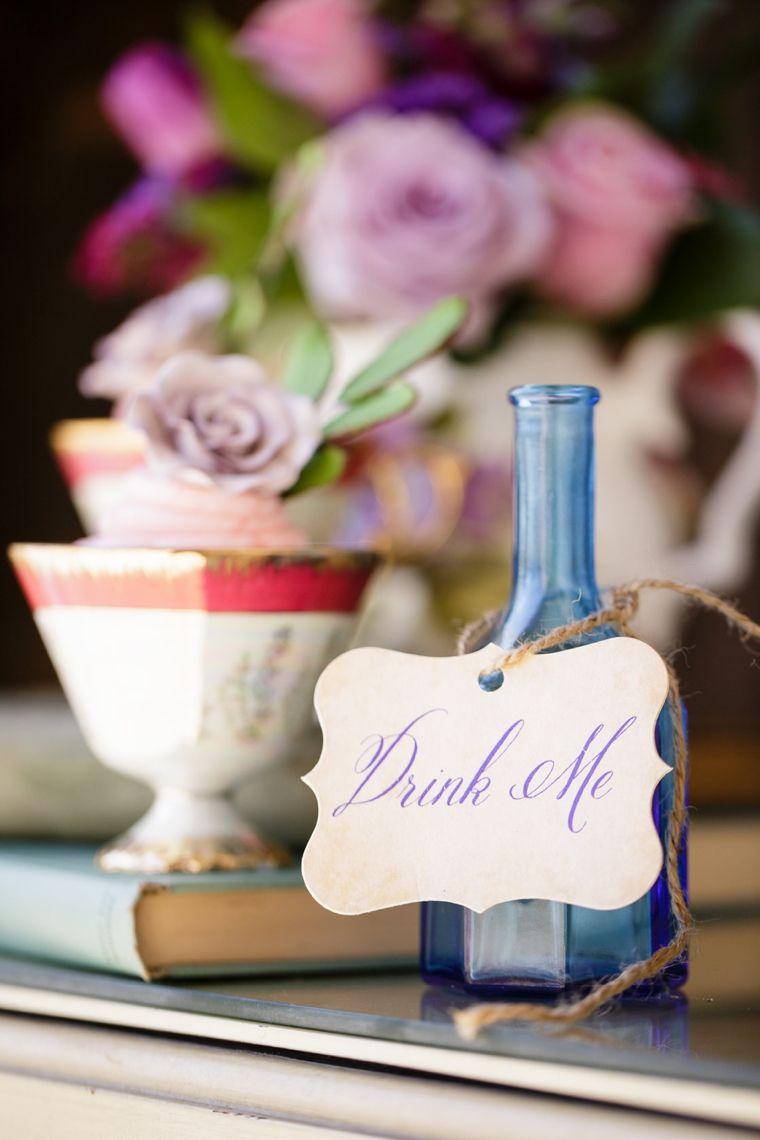 Alice In Wonderland Wedding Ideas_0042