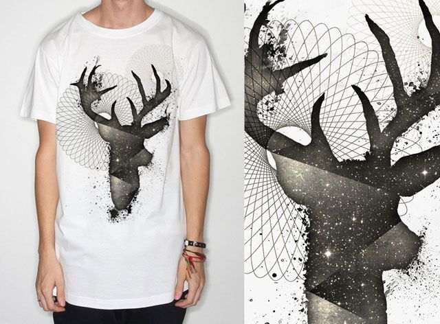 44 cool t shirt design ideas - Cool T Shirt Design Ideas